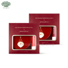 INNISFREE Holiday Winter Kiss Lip Set 23.5g [2017 Christmas Limited Edition]